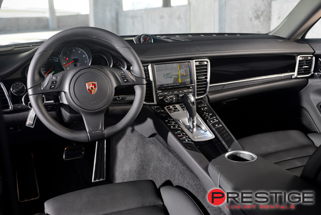 Rent a Porsche Panamera 4S Rental in Miami  Available in